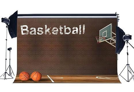 GzHQ Vinilo 10X8FT Contexto cancha Baloncesto Fondo Partidos NBA ...