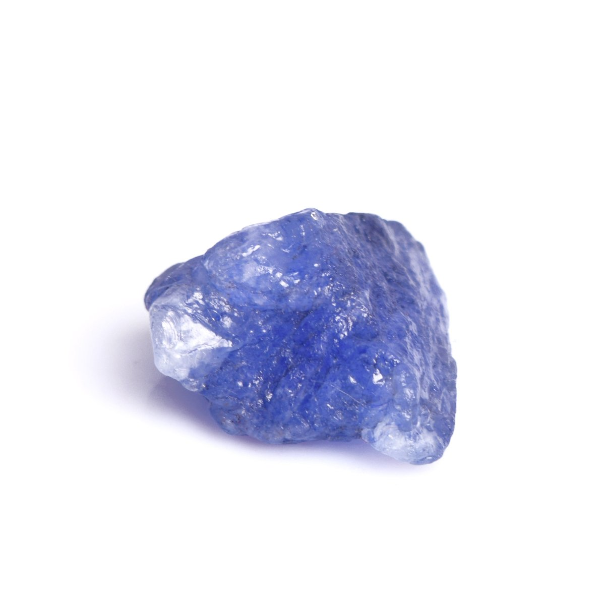 Certified Natural Unheated Blue Sapphire Loose Gemstone 20.90 Ct. AAA+ Quality Rough Sapphire DP-599 hamlet e commerce