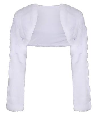 hot sale online 4aa19 80e2f Nina Brautmoden Kommunionsjacke Bolero Jacke für die Kommunion - K-27