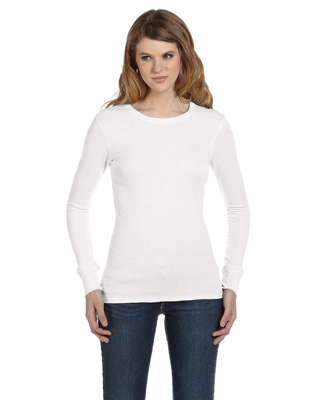 Bella+Canvas B8500 - Ladies Thermal Long-Sleeve T-Shirt