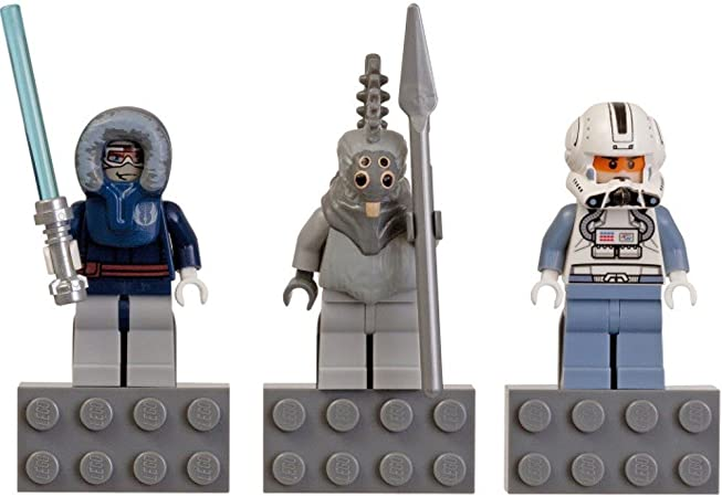 LEGO® Magnet 853130 Starwars Clone Pilot Talz Chieftain Anakin Skywalker