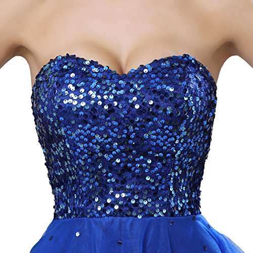 Gowns 032 Sequins Homecoming Tullle Dresses Womens Prom Sarahbridal pink Party Mine Short UxqzvF