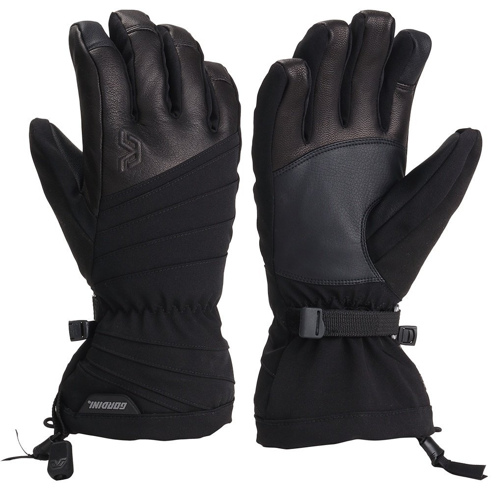 Gordini GTX Storm Trooper III Womens Gloves - Medium/Black