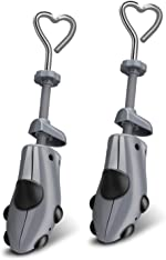 XYH Shoe Stretcher Comes with Dust-Proof Bag, Pair of Plastic Shoe