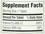 Caltrate 600+D3 (200 Count) Calcium and Vitamin D