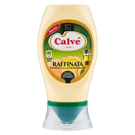 2 opinioni per Calvã©- Raffinata, Salsa Maionese Con Un Tocco Di Olio Extra Vergine D'Oliva-