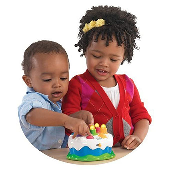 Buy Leapfrog Counting Candles Birthday Cake Online At Low Prices In