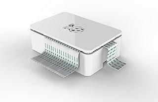 Raspberry Pi - Caja para Raspberry Pi B+ y Pi2, color blanco
