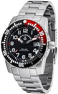 Zeno diver 500 6349Q_B_R_M Mens quartz watch