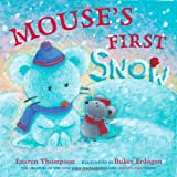 Mouse's First Snow, Lauren Thompson, 0689858361