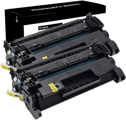 TonxIn Compatible con HP Laserjet Pro M404 M428 Cartuchos de ...