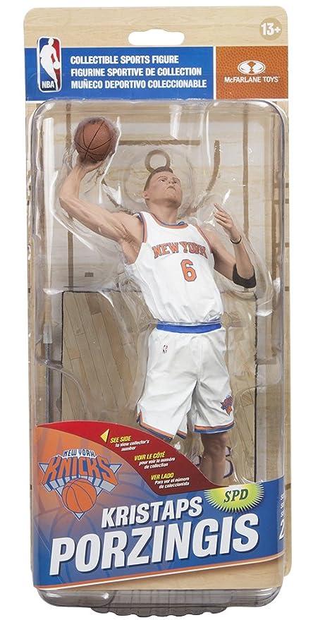 Image Unavailable. Image not available for. Color  McFarlane NBA Series 29 Kristaps  Porzingis (New York Knicks) ... cb5735c8e