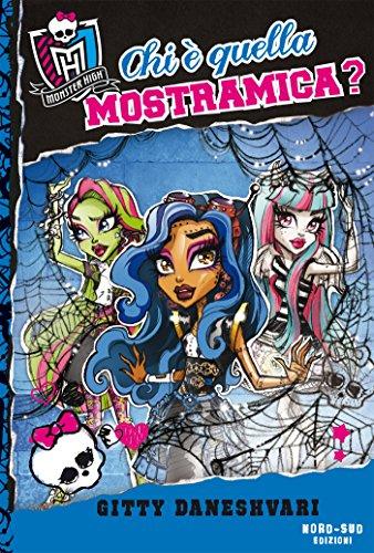Monster High Goyle - Chi è quella Mostramica?: A scuola