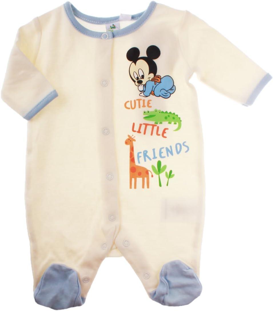 Disney Baby Topolino Pigiama con scritta I Love Hugs
