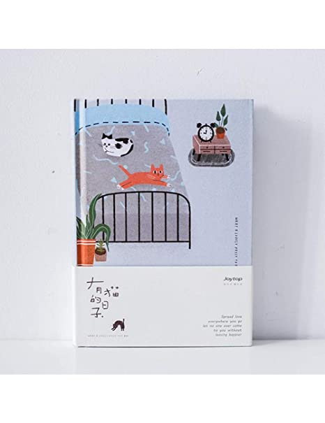 ZXSH Cuaderno Kawaii Cute Schedule Personal Planner ...