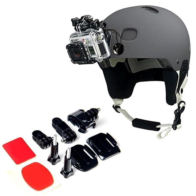JMT OEM casco frontal soporte gancho