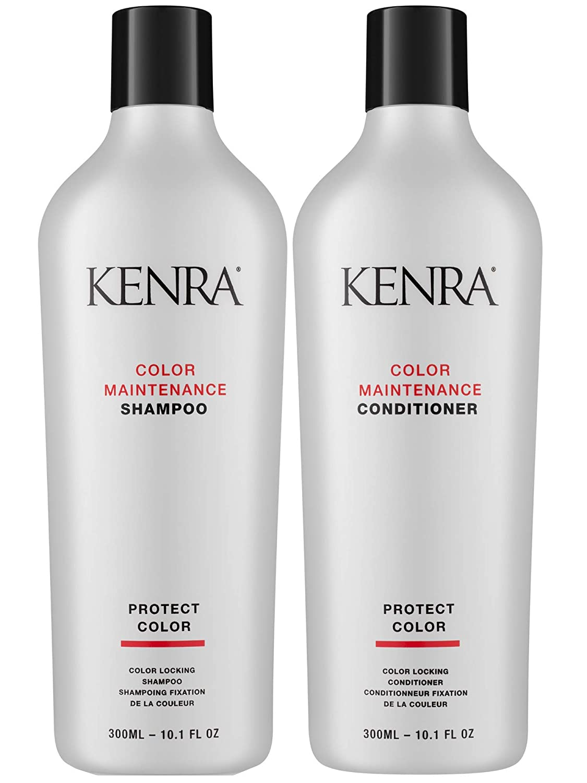 Kenra Professional Color Maintenance Shampoo and Conditioner Set, 10.1 Fl Oz