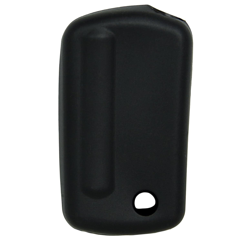 Keyless2Go New Silicone Cover Protective Case for Viper Python Remote 479V Black