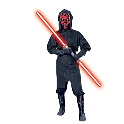 Original disfraz de Darth Maul Star Wars disfraz de Darth ...