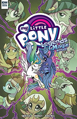 My Little Pony: Legends of Magic Annual - Magic Legends