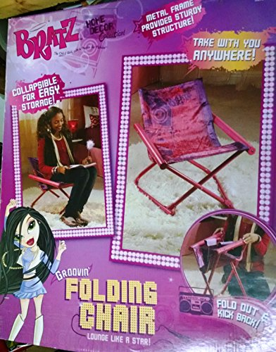 MGA Bratz Groovin' Folding Chair