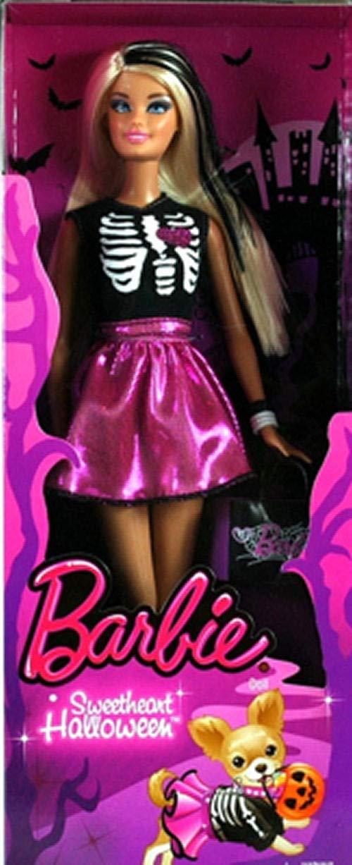 Barbie BBV56 Halloween Sweetheart - Halloween Barbie 2013