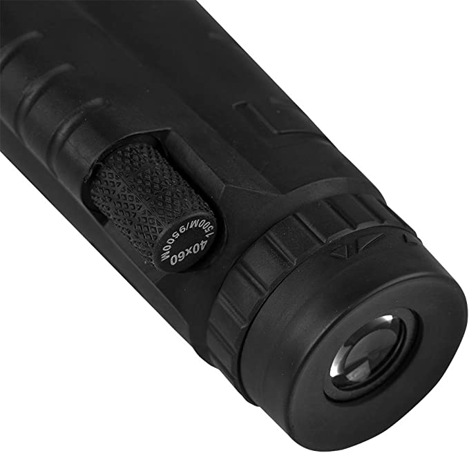 vbestlife 40/x 60/Zoom Dual Focus HD /óptico lente con tr/ípode para tel/éfono m/óvil Monocular Telescopio Monocular