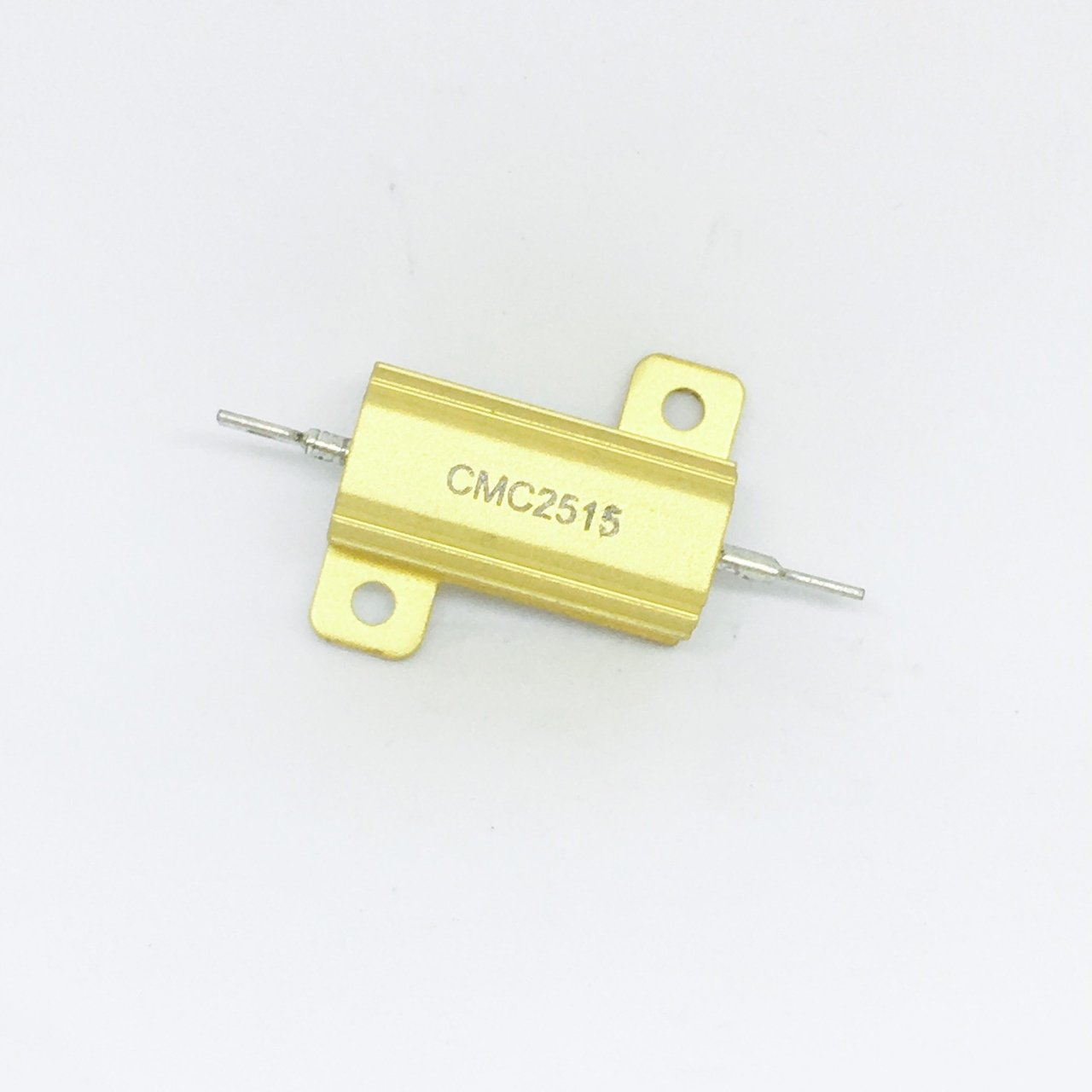 CMC2515 - HONEYWELL SENSING AND CONTROL - RES WIREWOUND 15 OHM 1% 25W ±20ppm/°C ALUMINUM HOUSED AXL FLANGE MOUNG