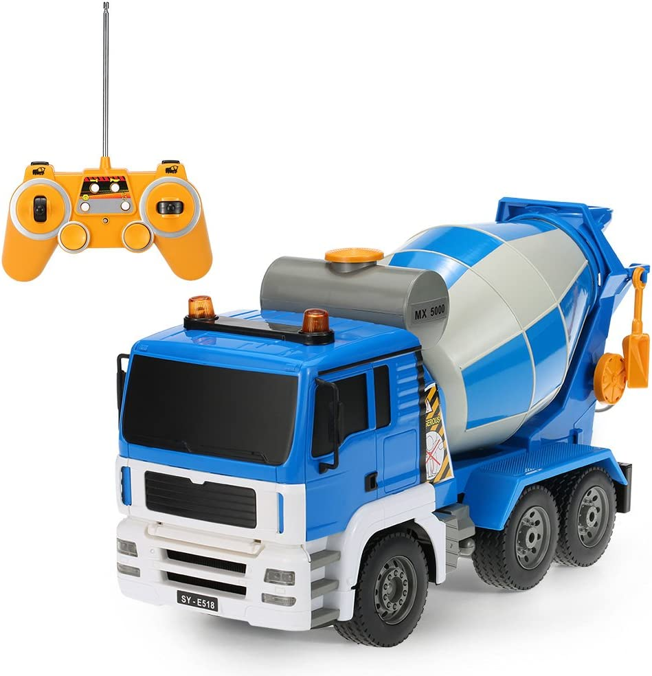 Best RC Construction Vehicles Reviews – Let Your Kids Build Things 3