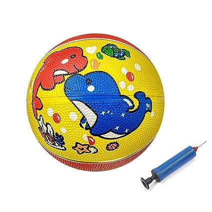 Aoneky - Balón de Baloncesto Infantil (Talla 3, con Bomba para ...