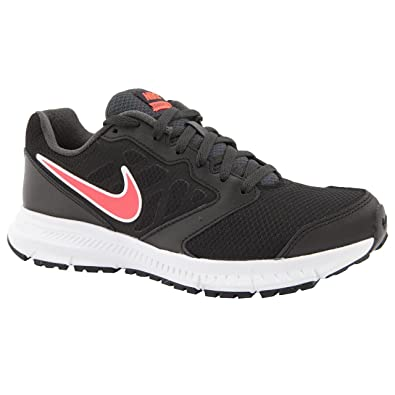 Ladies Nike Downshifter Black/Pink Running Trainers Size 8