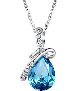 Schmuck damen  Arco Iris Schmuck Damen-Halskette mit Anhänger mit ...
