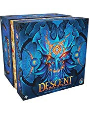 Descent Legends of The Dark Board Game | RPG Board Game | Cooperative Board Game | Strategy Board Game | Ages 14 and up | 1 to 4 Players | Average Playtime 3-4 Hours | Made by Fantasy Flight Games