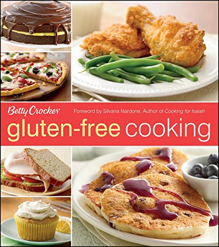 Betty Crocker Gluten-Free Cooking (Betty Crocker Cooking) ()