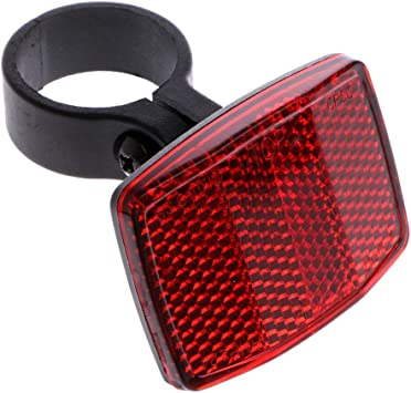 lpyfgtp - Reflector de Bicicleta, Reflectante Delantero, luz de ...