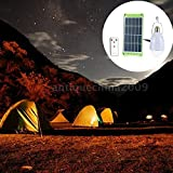 Solar Powered Rechargeable 12 LEDs 2.7W Bulb Power Bank Shed Barn Light K4S7 ~ITEM #GH8 3H-J3/G8345870