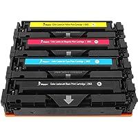 BIGGER Compatible Toner Cartridges Replacement for HP 206X Toner Cartridges, 4 Pack