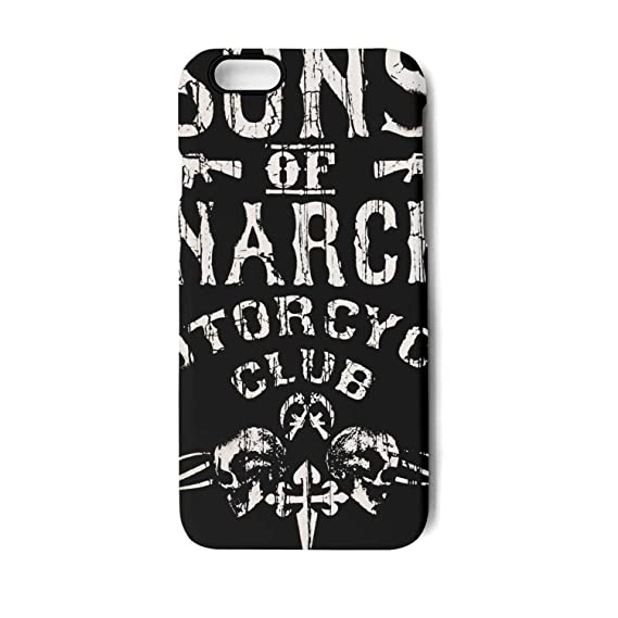 buy online 4d9f0 ae0be Amazon.com: I Phone 6Plus/6SPlus Case American-Sons-of-Anarchy ...