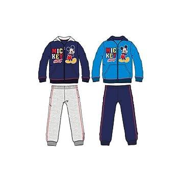 Chandal con chaqueta de Mickey Mouse: Amazon.es: Juguetes y juegos