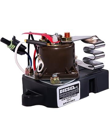 DieselRx DRX01001 Glow Plug Controller for Ford 7.3L IDI (Some 6.9L) -