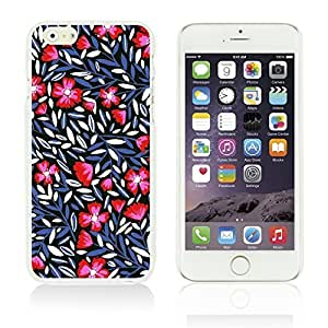 Flower Pattern Hardback Case Cover For HTC One M8 Smartphone Tiny Branches Flower