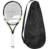 Babolat Aero 112 Tennis Racquet - Strung with Cover