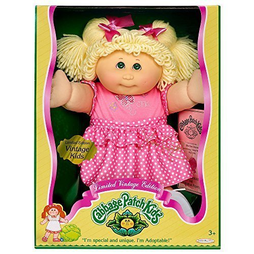 Vintage Cabbage Patch Doll - 5