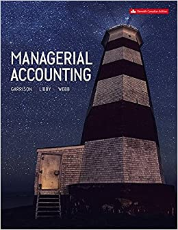 Managerial Accounting Garrison 10th Edition Pdf