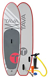 Tava 10ft Inflatable Stand Up Paddle Board review