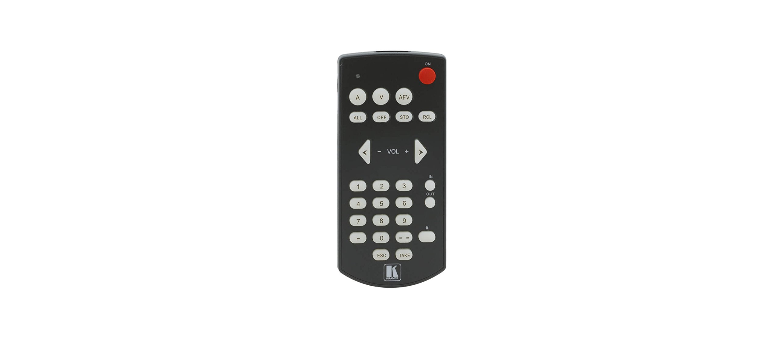 Kramer RC-IR3 IR Remote Control by Kramer