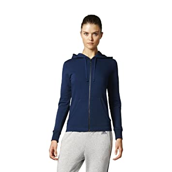 adidas Performance Damen Sweatjacke Essentials Solid Fullzip