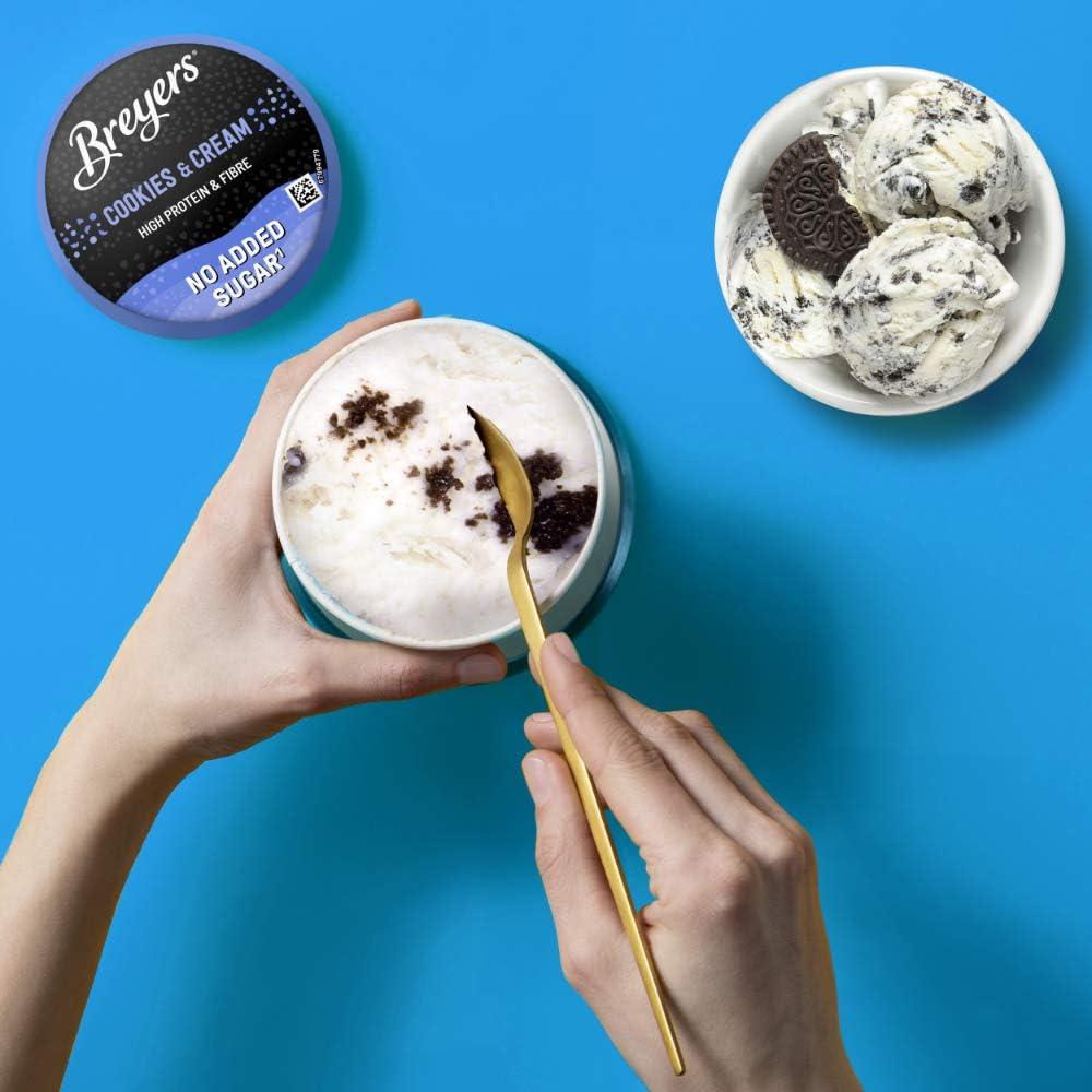 Breyers Cookies & Cream, 1 x 465ml