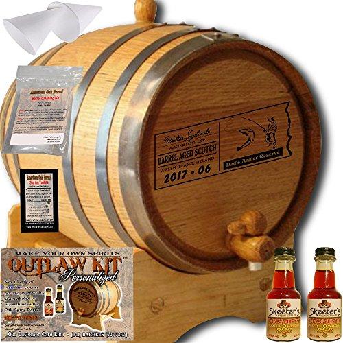 - Personalized Outlaw Kit (Honey Scotch Whiskey)
