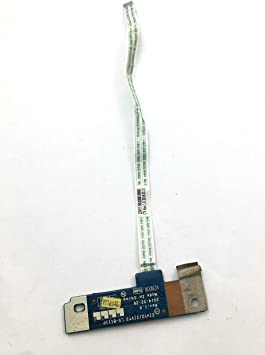 Occus Cable Length: Power Button Board Cables Original Power Button Board w//Cable for Lenovo Y50-70 Y70-70 Series,P//N LS-B111P NBX0001NN00